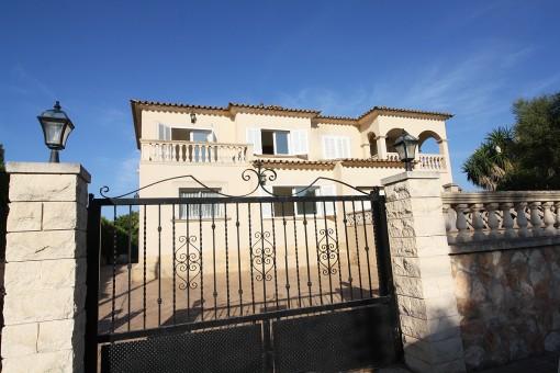 Hus i Las Palmeras