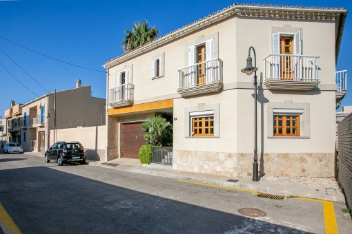 Hus i Molinar