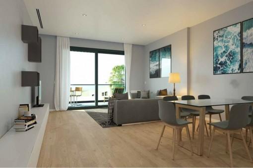 Lägenhet i Son Vida