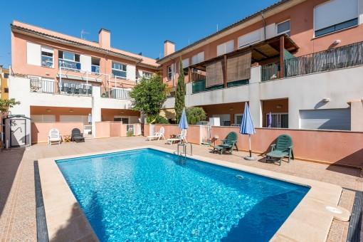 Lägenhet i Campos