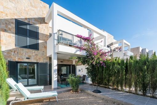 Lägenhet i Cala Murada