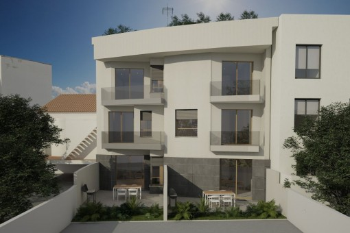 Lägenhet i Ciudad Jardin