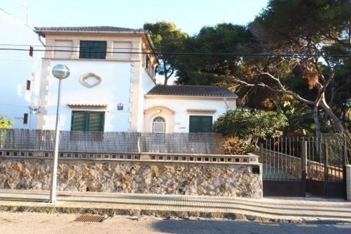 Hus i Palma City