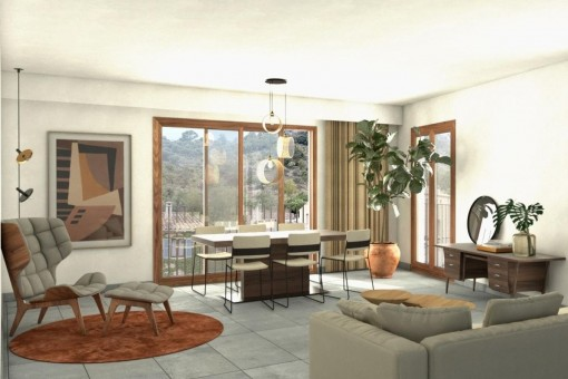 Lägenhet i Caimari