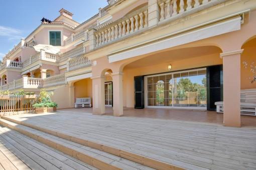 Lägenhet i Puig de Ros