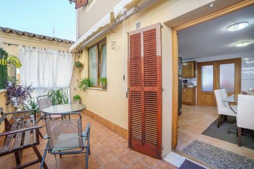 Lägenhet i Santa Maria del Cami