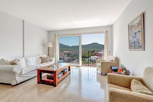 Lägenhet i Andratx