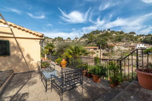Villa i Galilea