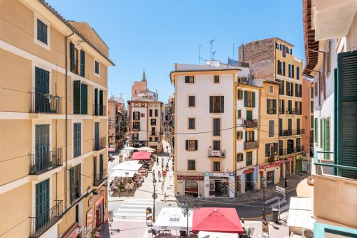 Modern apartment in the centre of Palma de Mallorca