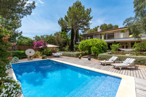 Wonderful villa with great privacy and...